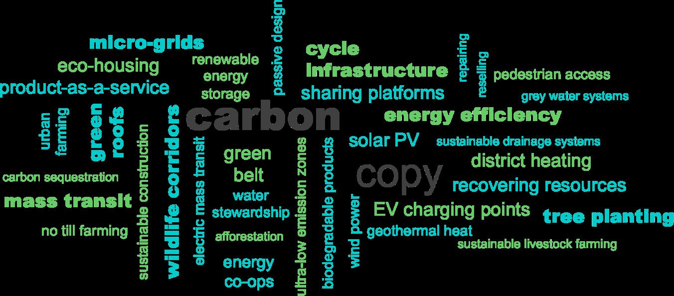 Carbon Copy initiatives